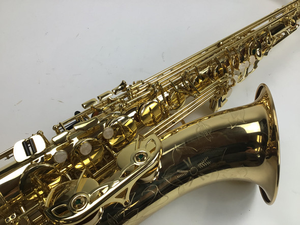 Used Dillon Bb Tenor Saxophone (SN: 64206)