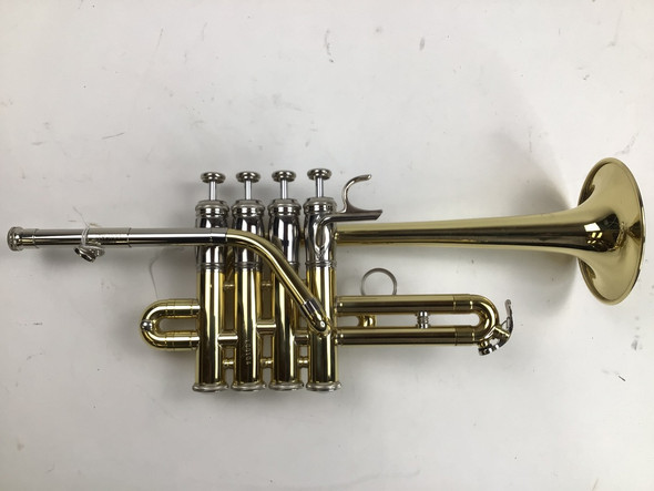 """Used Jupiter XO JTR-1700 Bb/A Piccolo Trumpet """"A"""" PIPE ONLY (SN: L00104)"""