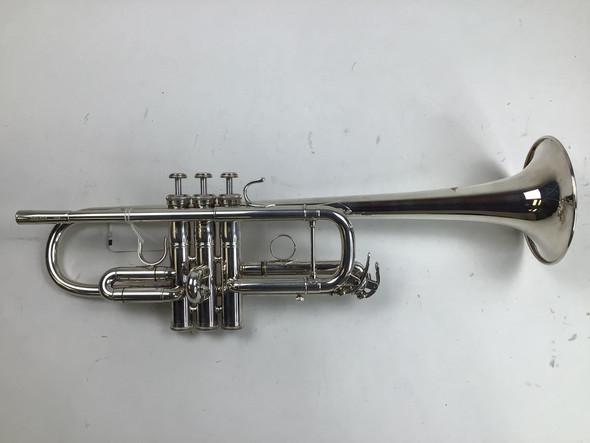 Used Yamaha YTR-6445H C Trumpet (SN: 201421)