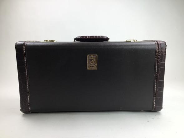 Used Bach Stradivarius Artisan Double Trumpet Case [035]