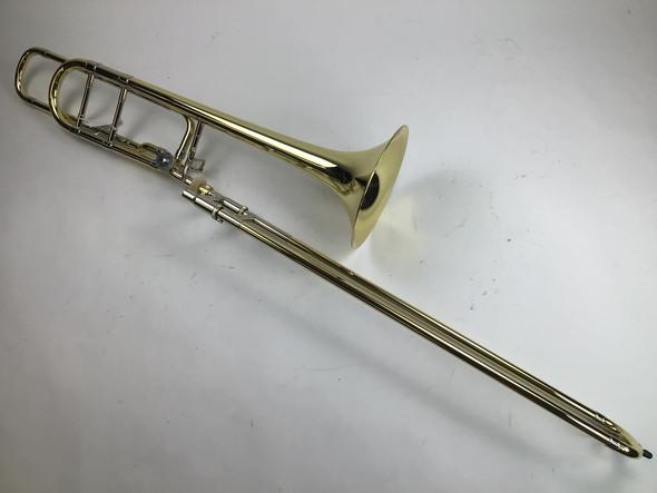 Demo Bach 42BO Bb/F Tenor Trombone (SN: 222712)