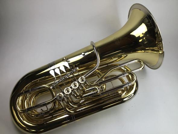 Used Miraphone BB289-4V BBb tuba (SN: 9042803)