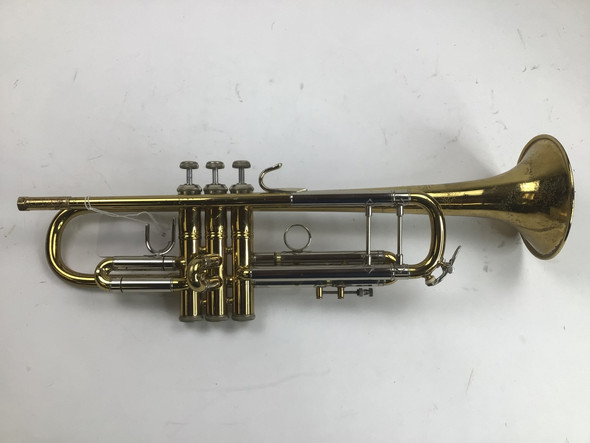 Used Bach 37 Bb Trumpet (SN: 179303)
