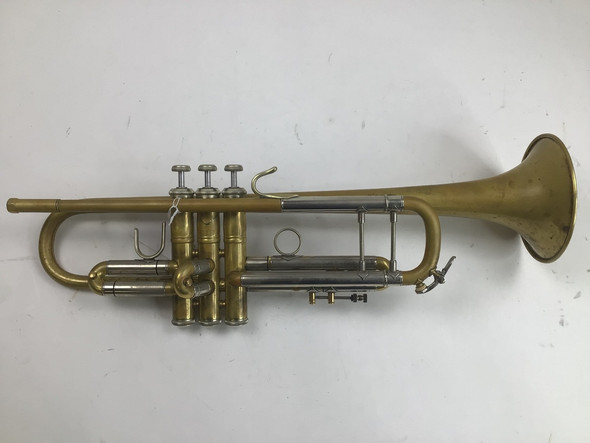 Used Bach 37 Bb Trumpet (SN: 361217)