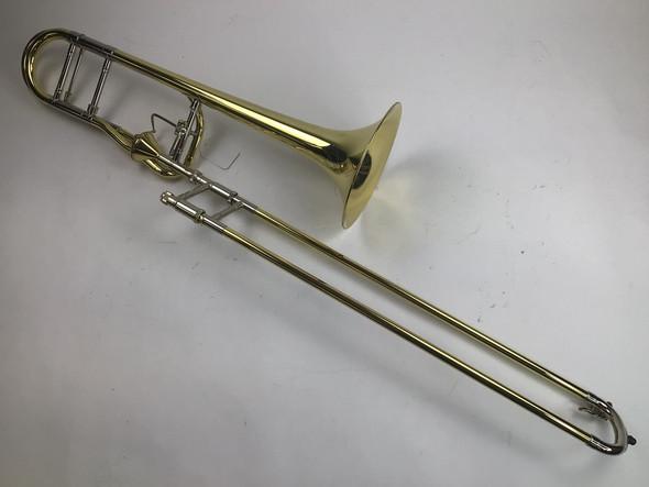 Used Jupiter 1236-T Bb/F Tenor Trombone (SN: RB05979)