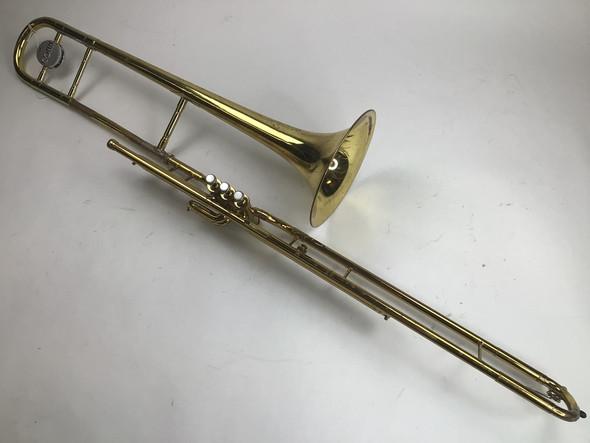 Used Conn Bb Valve Trombone (SN: P01644)