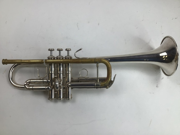 Used Bach 229 C Trumpet (SN: 588369)