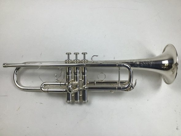 Used S.E. Shires Balanced Action Bb Trumpet (SN: 449)