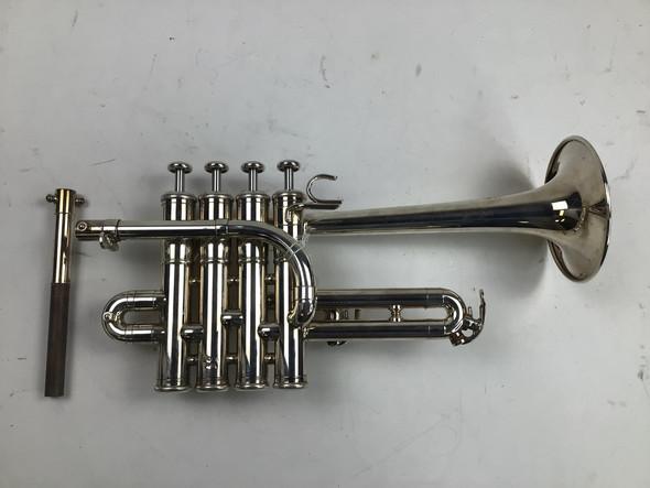 Used Yamaha YTR-9830 Bb/A Piccolo Trumpet (SN: 989373)
