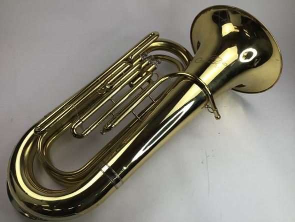 Used JZ BBb tuba (SN: 061217)