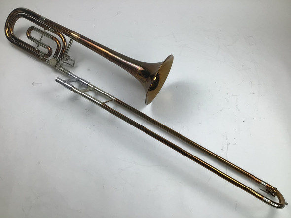 Used Conn 80H Bb/F Tenor Trombone (SN: 194649)