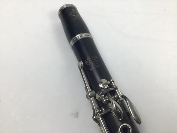 Used Buffet R13 (nickel keys) Bb Clarinet (SN: 221206)