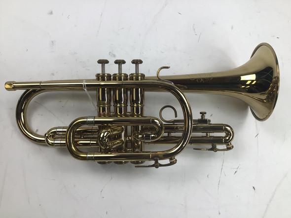 Used Olds Ambassador Bb Cornet (SN:  642008)