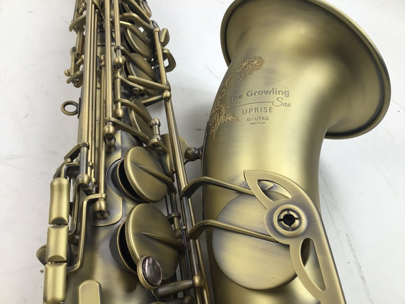 Demo The Growling Uprise Series Professional Tenor Saxophone (SN: UST000012