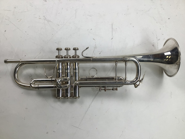 Used Bach 37 Bb Trumpet (SN: 577168)