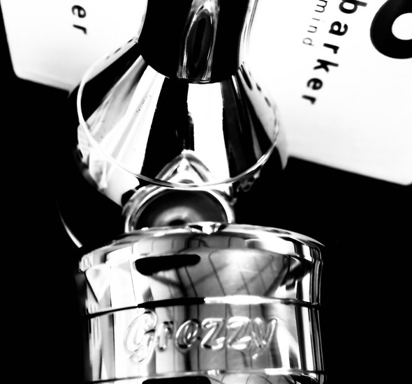 Mercer and Barker Tuba Mouthpiece Stainless Steel