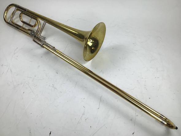 Used Yamaha YSL-684 Bb/F Tenor Trombone (SN: 201346)