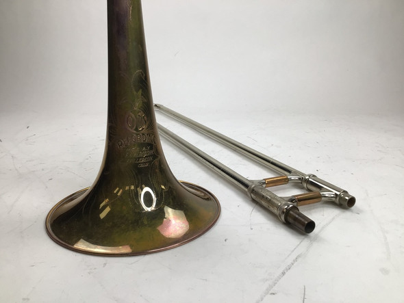 Used Olds Recording Bb Tenor Trombone (SN: 270110)