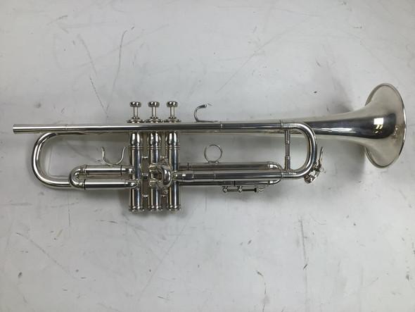 "Used ""USA"" Benge 2X Bb Trumpet (SN: 105942)"