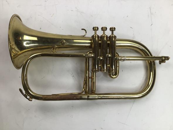 Used Couesnon Bb Flugelhorn [977]