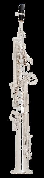 Selmer Paris 53JS Silver Plate
