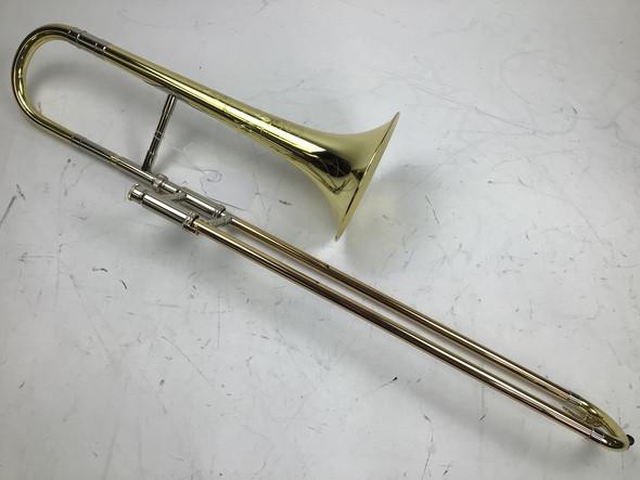 Demo Shires Alessi Q Series Eb Alto Trombone (SN: Q5957)