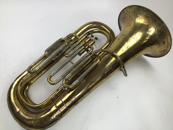 Used Meinl Weston 10 BBb tuba (SN: L2046)