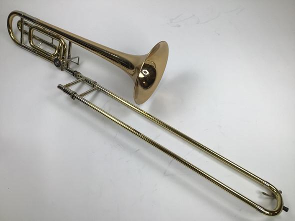 "Used Courtois ""Legend"" AC420BR Bb/F Tenor Trombone (SN: 14201405)"