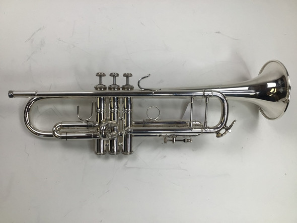 Used Bach 37 Bb Trumpet (SN: 411047)