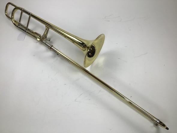 Used Bach 42BO Bb/F Tenor Trombone (SN: 134405)