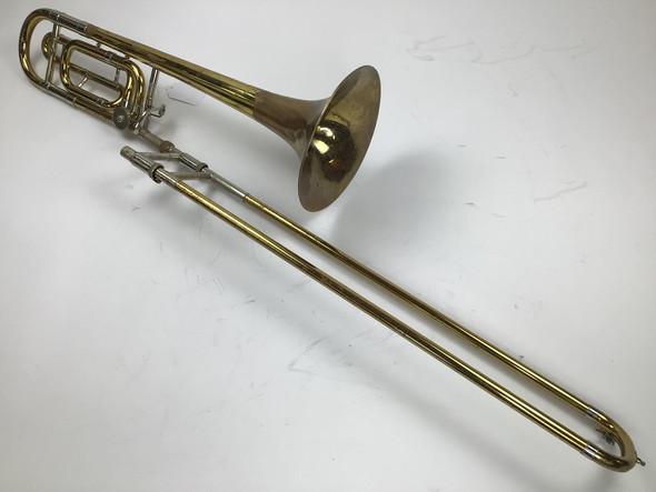 Used Bach 42B Bb/F Tenor Trombone (SN: 16435)