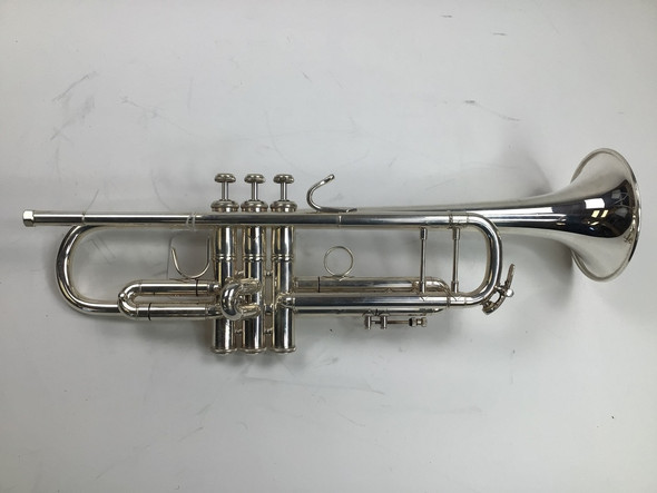 Used Bach 37 Bb Trumpet (SN: 708261)