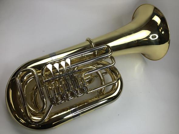 Demo JZ TUBR641 BBb tuba (SN: 753004)