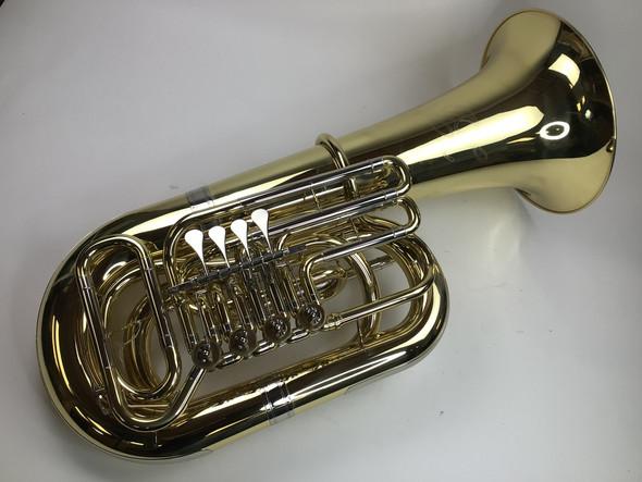 Demo JZ TUBR641 BBb tuba (SN: 753002)