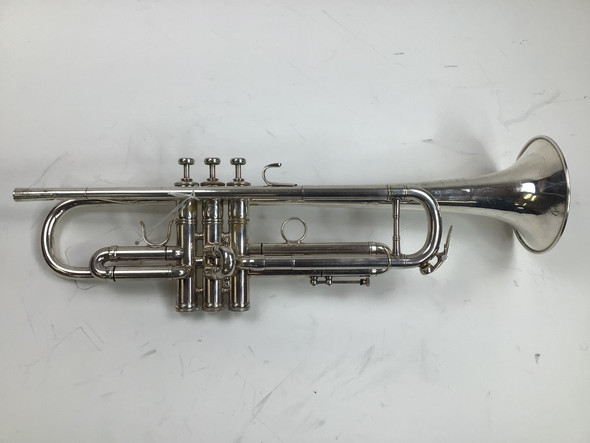 Used LA Benge 5X Bb Trumpet (SN: 11802)