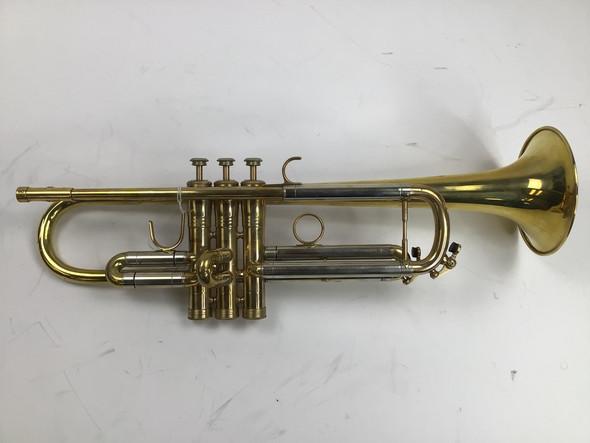 "Used Selmer 80J ""Chorus"" Bb Trumpet (SN: 91003)"
