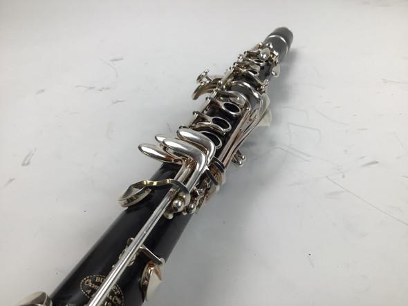 Used Buffet R13 (silver keys) Bb Clarinet (SN: 672071)