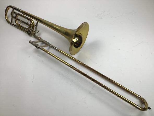 Used Bach 36B Bb/F Tenor Trombone (SN: 101007)