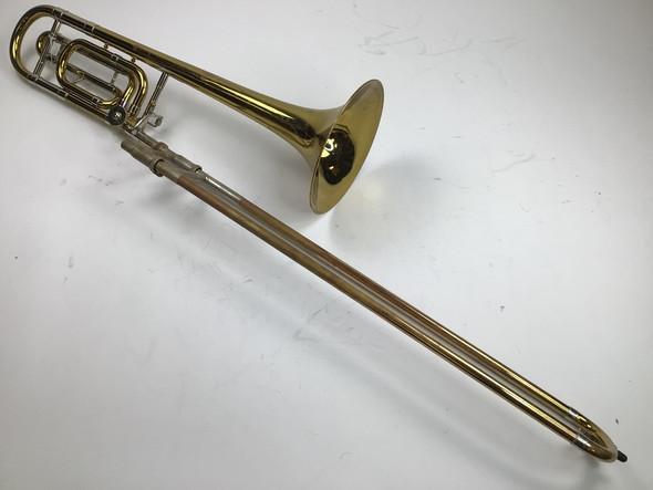 Used Bach 42B Bb/F Tenor Trombone (SN: 53292)
