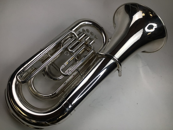 Used Yamaha YEB-321S Eb tuba (SN: 100258)