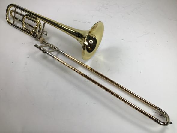 Demo Conn 88HY Bb/F Tenor Trombone (SN: 606711)