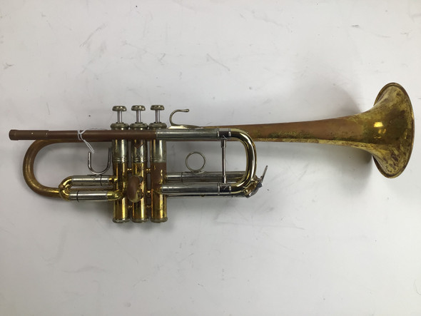 Used Bach 229L/25H C Trumpet (SN: 65023)
