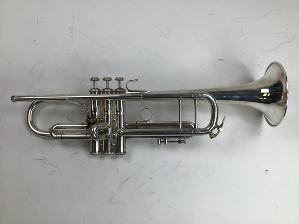 Used Bach 37 Bb Trumpet (SN: 83655)