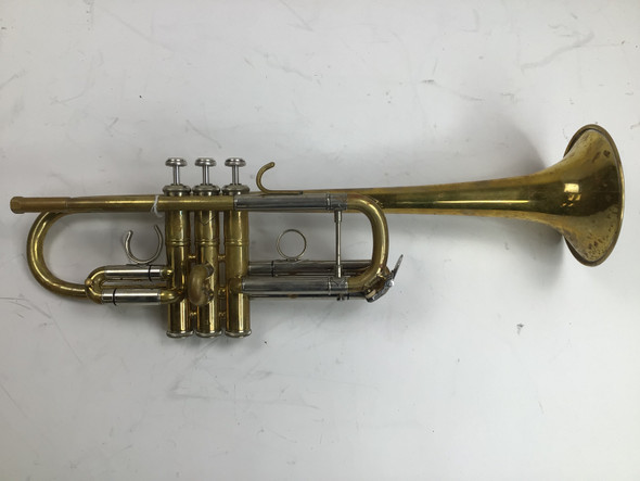Used Bach 229/25H C Trumpet (SN: 561102)