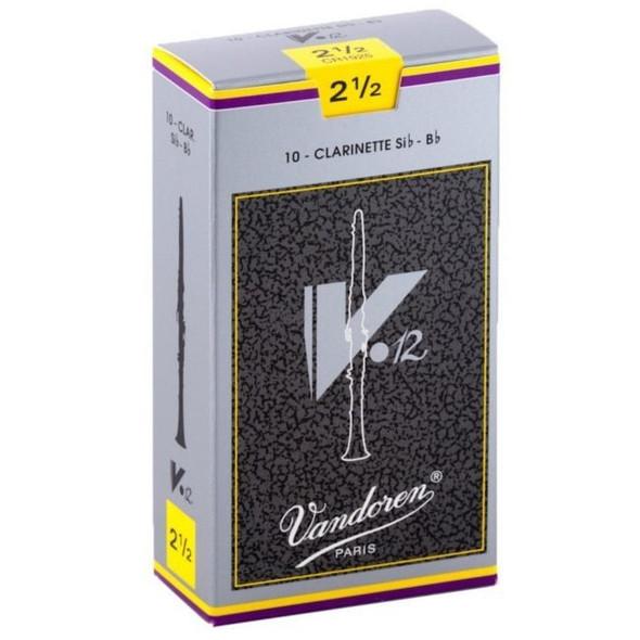 Vandoren Bb Clarinet V12 Reeds