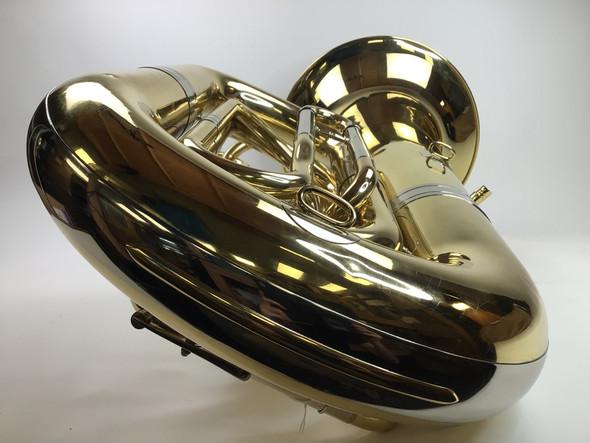 Used Dillon DCB-410 CC tuba (SN: 93305)