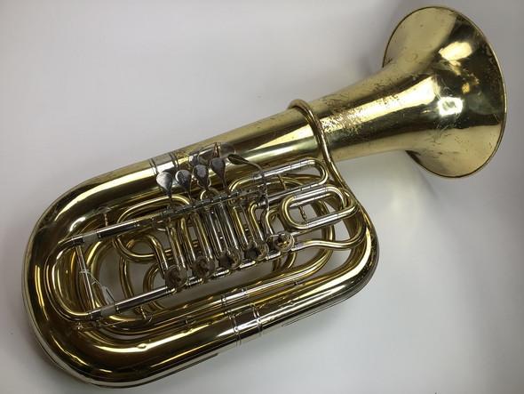 Used Rudolf Meinl RM43-5 CC tuba (SN: 100421)