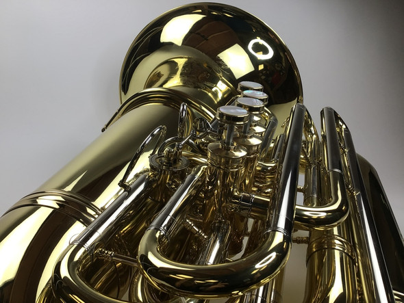 Demo Eastman EBC836 CC tuba (SN: Y2000460)