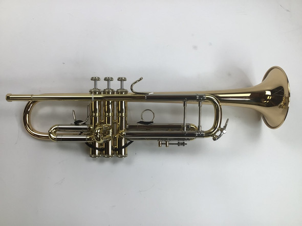 Used Bach 43G Bb Trumpet (SN: 737048)