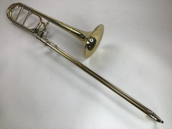 Used Shires Bb/F Tenor Trombone (SN: 6902)